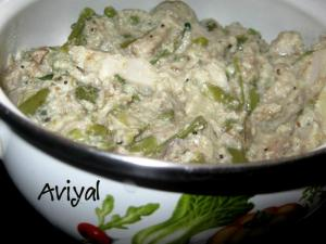 Tamil-Style Aviyal