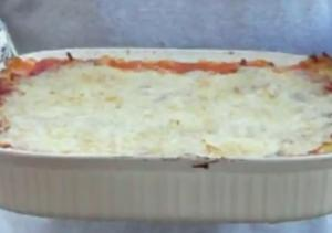 Smoked Meat Lasagna