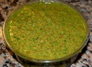Spicy Salad Dressing