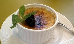 Light Creme Brulee