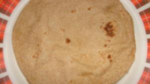 Gahat Stuffed Chapatti