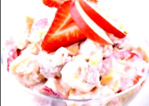 Healthy Yogurt Protein Snack