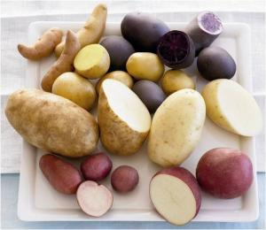 All About Potatoes -From Selecting To Cooking