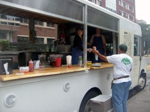 Food Truck Where You Can Eat Like a Chef