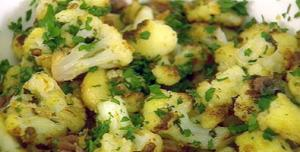 Cauliflower and Toasted Crumbs