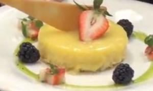 Lemon Curd Soufflé