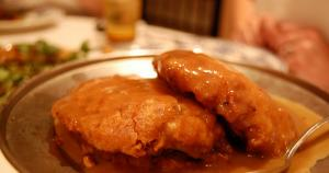 Delicious Egg Foo Yong