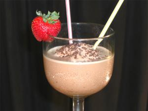 Death by Chocolate Cocktail