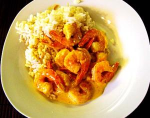 Easy Shrimp Casserole