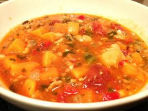 Creole Fish Stew