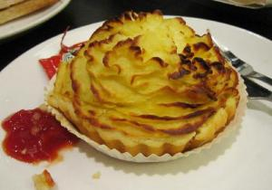 Mincemeat Alaska Pie