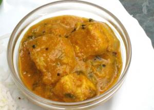 Indonesian Fish Curry