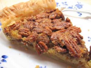 Southern Nut Pie