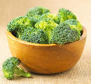 Broccoli, new, healthy and all year round
