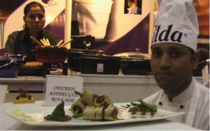 Appetizing Foods at Aahar 2007