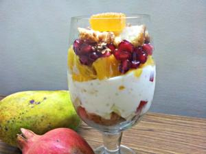 Yummy Yogurt Trifle