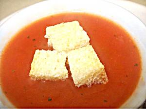 Tomato Soup - Simple and Easy