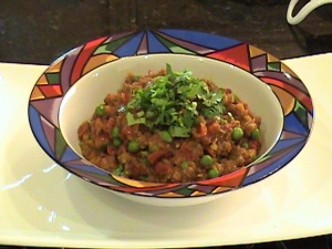 Spicy Baingan Bharta