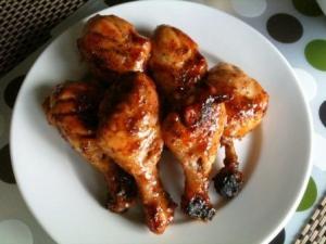 Tandoori Weber Chicken
