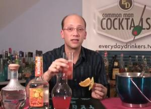 The Tropical Ivan Cocktail