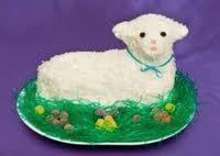 Designer Easter Cake