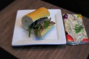 Classic Pork Chop Sandwich