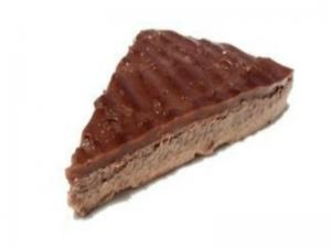Chocolate Gummy Jelly Cake