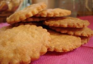 Creamy Shortcake Biscuits