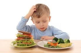 Healthy confusing food