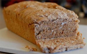 Oatmeal Dill Bread