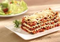 Serve healthy dishes like lasagna during fasting for Lent catholic