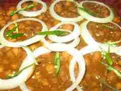 Simple Rawalpindi Chole