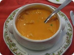 Blender Gazpacho Soup