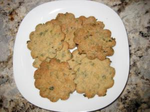 Thyme Crackers