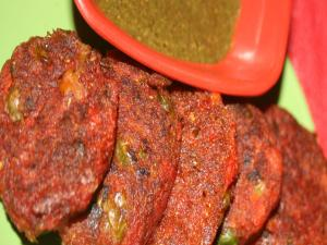 Healthy Mixed Vegetable Tikki