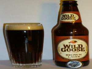 Wild Goose Oatmeal Stout Beer Review