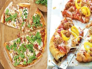 Wegmans Easy Italian Pizza 2 Ways