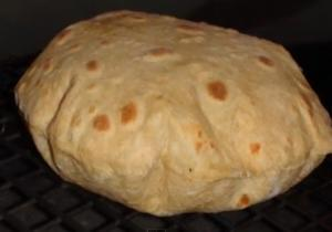 Wheat Bhatura or Aloo Bhature - Fried or Not?