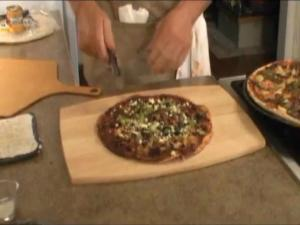 Mike Gonzalez makes Mexican Pizza