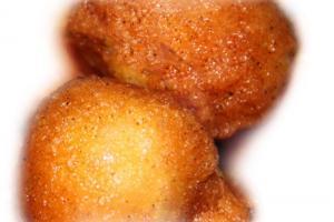 Smorgasbord Chicken Balls
