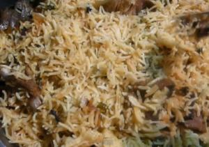 Indian Mutton Pulao