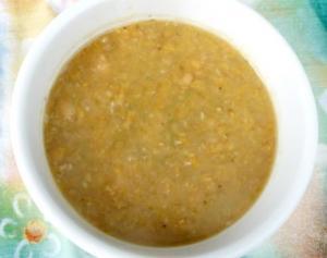 Soy Bean Soup