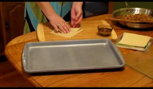 How to Fold the Eggroll