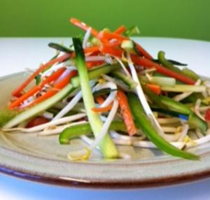 Japanese Sprout Salad
