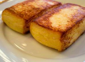 Orange Toasts
