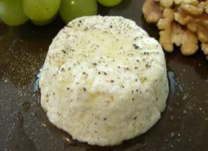 Fresh Homemade Cheese