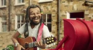 Levi Roots - A Saucy New Addition to Aardman's Hall of Fame