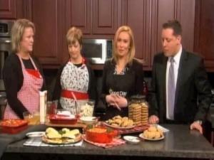 Sunday Chicken Casserole, Cowboy Cookies & MORE