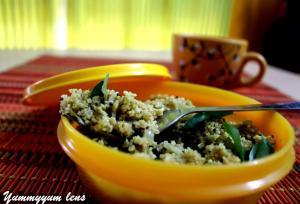 Healthy Dalia Upma (Bulgur Wheat Upma)