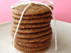 Cookies for my Neighbor {How to Make Ginger Molasses}